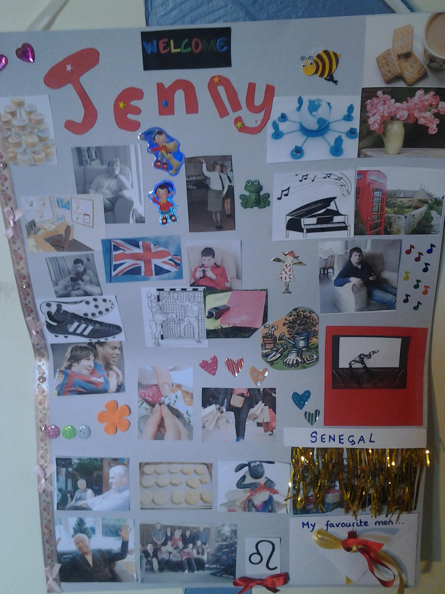 Me Posters The Big English Blog