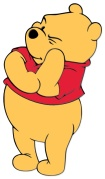 Thinking PoohBear