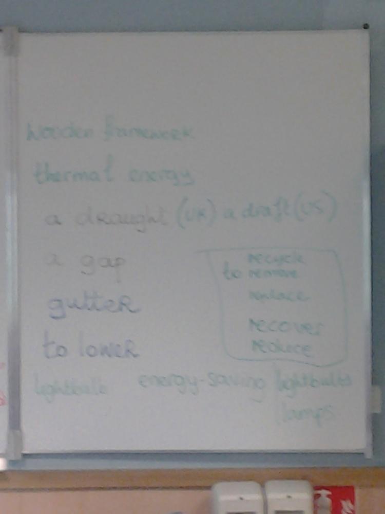 D1 Board photos (in class) (1/6)