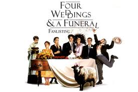 Four Weddings ads