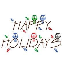 holidays 1