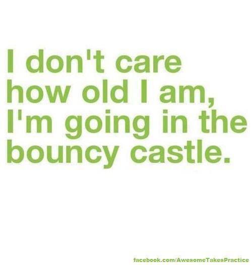 boiuncy castle