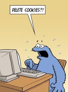delet cookies