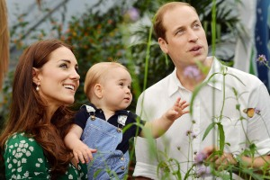 Prince George, Prince William, Kate Duchess of Cambridge