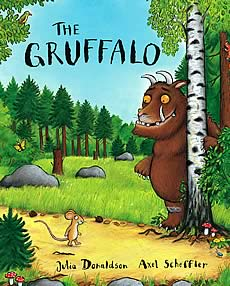 front coever gruffalo