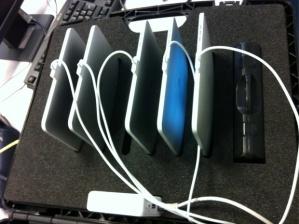 malette iPad