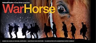 cover war horse