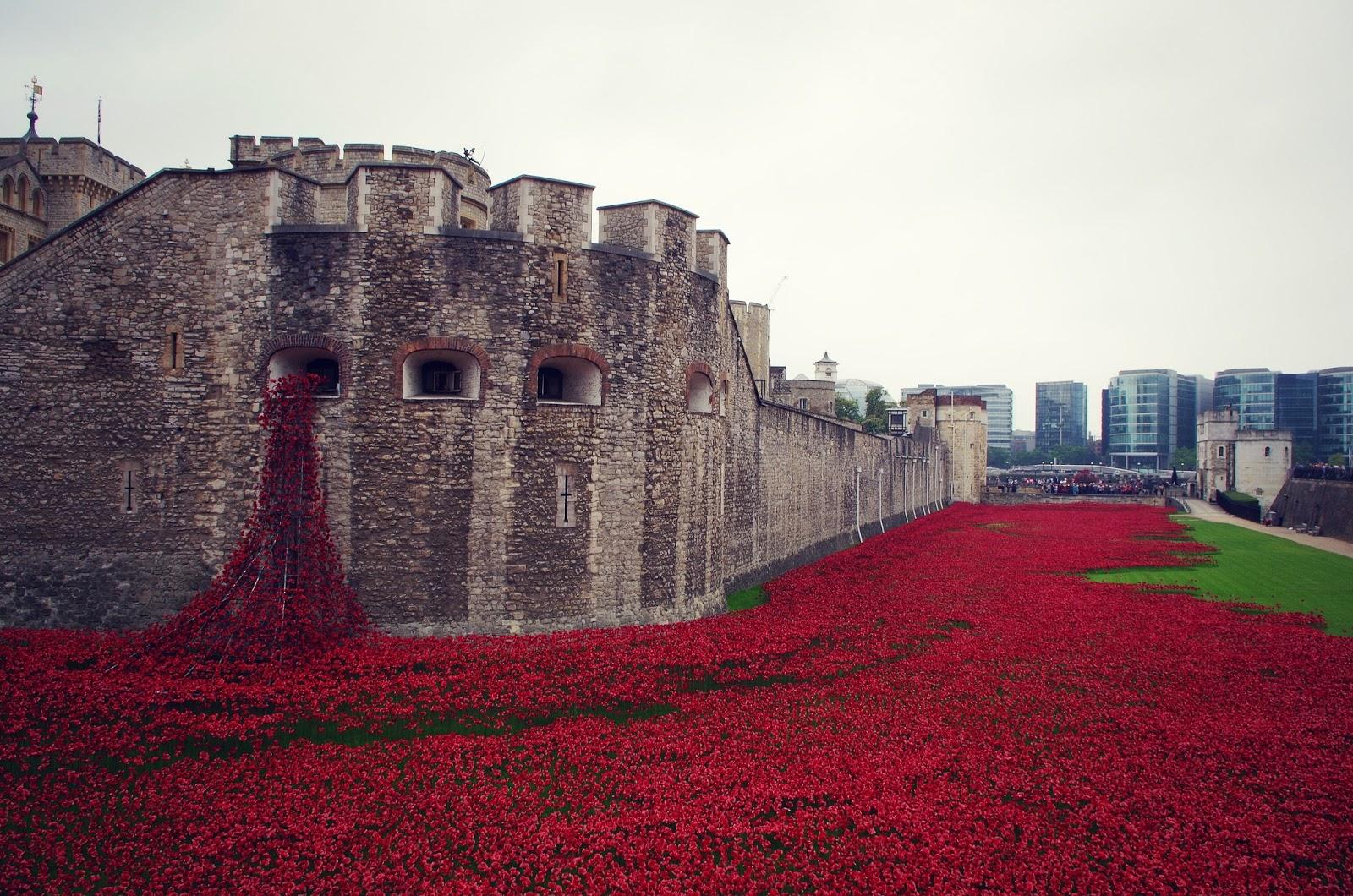 World War One Memorials in London During World War One