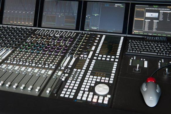 editing suite