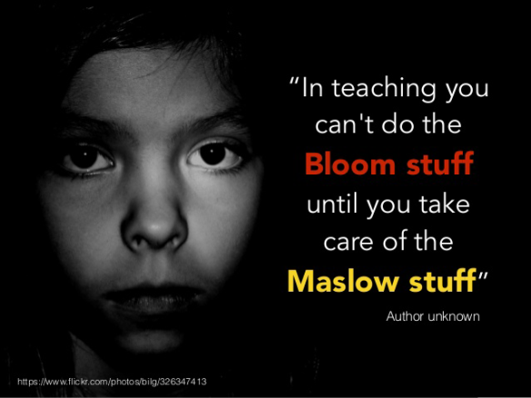 bloom maslow